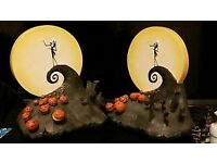 Nightmare Before Christmas Bookends (two)