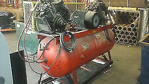 DeVilbiss Industrial Air Compressor 447 Pumps