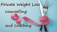 Private Weight Loss Counselling and Coaching