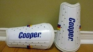 Soccer Shin Guards by Cooper