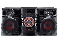LG CM-4320 Mini Hi-Fi System