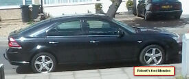Ford Mondeo black 2.2TDCI Titanium 5dr, Aircon, BThands free, new battrey, new tyre, recent service.