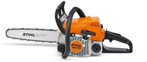 Napanee & Areas!  Stihl Chainsaw Sale!  In Stock Chainsaws starting at just $259!! FREE CARRY CASE, HAT AND SPARE CHAIN!