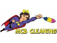 MCB Cleaning. Local cleaning company covering Stirling and Clackmannanshire