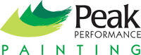 Peak Performance Painting Is Hiring Interior/Exterior Painters