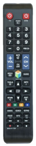 NEW TV REMOTE CONTROL BN59-01178W Fit for All Samsung LCD LED HD Smart TV
