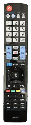 NEW LG TV Blu-ray DVD player Universal Remote by USARMT - NO programming Needed