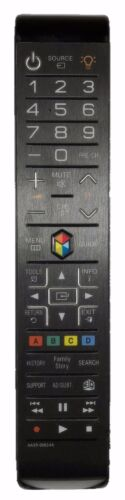 New Usbrmt Remote Aa59-00614a For Samsung Un60es7500f Un60es8000 Smart Tv