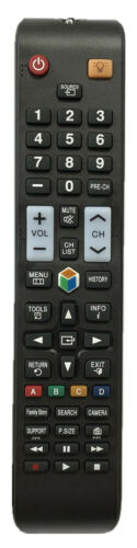 New Usbrmt Remote Aa59-00637a  For Samsung Smart Tv Aa59-00581a Aa59-00594a