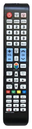 New Remote Bn59-01223a For All Samsung Smart Tv Un75ju650 Un65ju650 Un40ju6500f