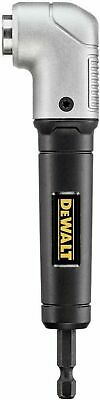 Dewalt Magnetic Right 90 Degree Angle Drill Adapter Impact Ready Dwara120 New