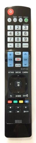 New Usbrmt Remote Akb73615315 Akb73615316 Akb73655806 For Lg Smart 3d Tv 55le730