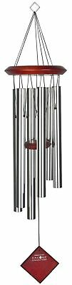 Woodstock Encore Collection Silver Chimes of Pluto Windchime