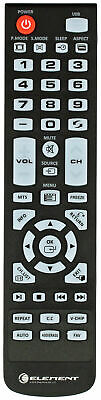 Element XHY353-3 Remote Control ELEFW328 ELEFT426 ELEFT506