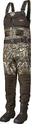 Drake Waterfowl LST EQWader 2.0 Reg Size 10 Max-5 Camo Duck Hunting Water New!