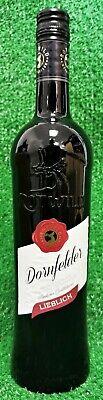 (5,05€/l) Rotwild Dornfelder lieblich 0,75l Rotwein Deutschland