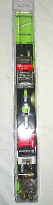 Power Rake Dethatcher (Maxpower 330100 16-Inch Universal Power Rake/Dethatcher Lawn Mower Blade)