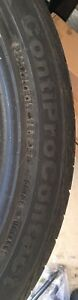 Continental conticontact 245/45R19 for 200