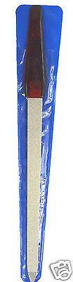 Nagelfeiler Saphir  20 cm  Nagelpflege  Feile Maniküre Pediküre Neu