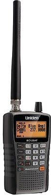 Uniden Bearcat BC125AT NASCAR Handheld Racing Scanner Police Fire