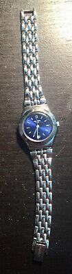 Swatch Irony Women Watch – Swiss Made Analog Silver Tone Wrist Watch