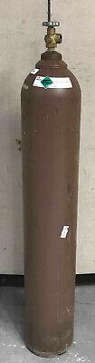 125 Cf Helium Cylinder Tank Bottle Air Gas Welding Argon Co2 Nitrogen