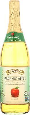 Organic Sparkling Apple - Sparkling Juice - Crisp Apple Cider (12 - 750 ML)