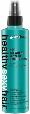 Healthy Sexy Hair Soy Tri-Wheat Leave In Conditioner, 8.5 oz
