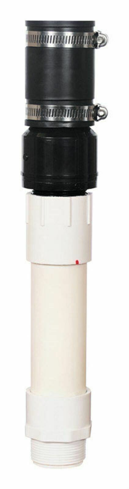 """Basement Watchdog BW-QCP Quick Connect Pipe, PVC, 1-1/2"""" Dia"""