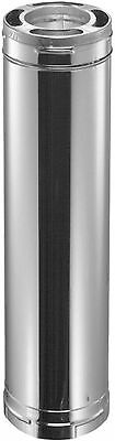 Wood Chimney - DuraVent Triple Wall Chimney Wood Stove Pipe Insulated Liner