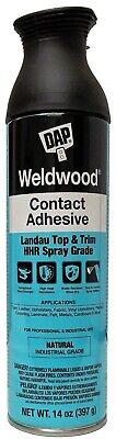 Dap Weldwood Contact Landau Top Trim Hhr Spray Adhesive 14oz Can