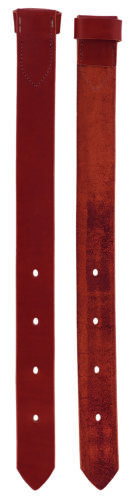 """Weaver Leather Single Ply Skirting Leather Billets - 1-3/4"""" Wide, Sold as a Pair"""