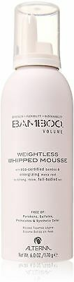 Alterna Bamboo Volume Weightless Whipped Mousse 6 oz