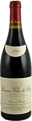 1996er Rotwein Burgund, Clos du Roy 1er Cru, Beaune, Domaine Doudet-Top Rarität