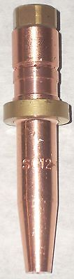 2 Sc12-0 Acetylene Cutting Torch Tip Fits Smith Sc Size 0