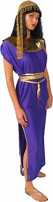 Cleopatra Egyptian Queen Adult Costume Halloween    Co2 - Cleopatra Adult Halloween Costume