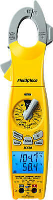 Fieldpiece Sc680 - Wireless Power Clamp Meter With Swivel Head