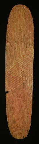 Old Aboriginal Wunda shield