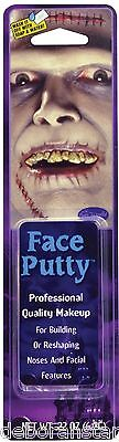 Professional Quality Face Putty Witch Monster Zombie Horror Halloween Make-up](Professional Horror Costumes)