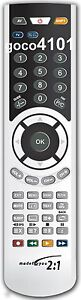 REPLACEMENT TEAC REMOTE CONTROL 0118020315 LCDV2656HDR LCDV3256HDR LCDV2681FHD