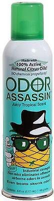 Odor Assassin Odor Eliminator, Tropical