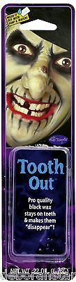 Professional Black Tooth Out Wax Witch Monster Zombie Horror Halloween Make-up](Professional Horror Costumes)