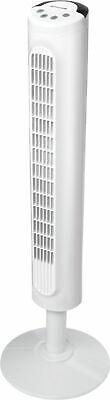 Honeywell - Comfort Control Tower Fan - White