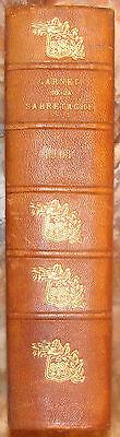Used, CARNET DE LA SABRETACHE. 1901. NEUVIEME ANNEE COMPLETE.  for sale  Shipping to Canada