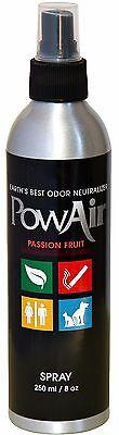 Geruchsneutralisierer Pow Air Spray Haustiergerüche -  Haushalt - Auto - Nikotin