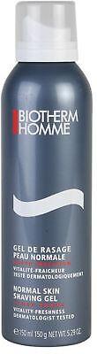 Biotherm Homme Normal Skin Shaving Gel Men 5.29 oz - Normal Skin Shaving Gel