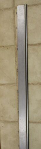 Linear Rail Shaft Rod with Aluminium Support Dia 5/8 Inch, Length: 34 13/16 inc