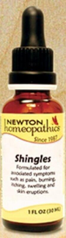 Newton Homeopathics Shingles 1 oz