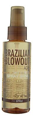 Shine Spray - Brazilian Blowout Acai Shine & Shield Spray Shine 4 oz. Sealed Fresh