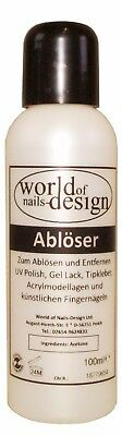 100 ml. Loosener ✅ Ablöser / Remover für  Kunstnägel✅ Acryl Polish Gel, Soak off